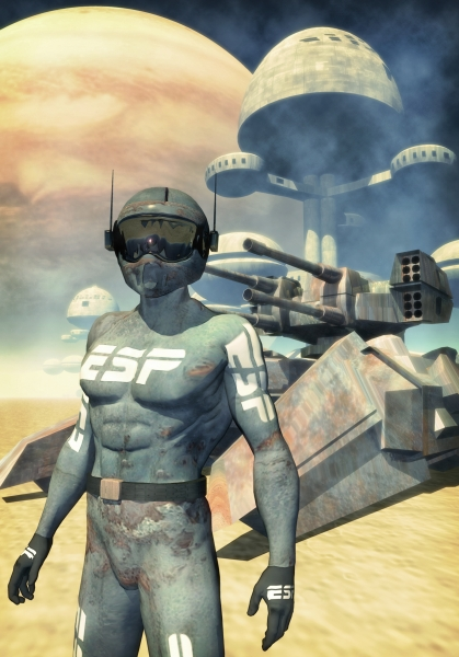 4953829-futuristic-soldier-on-alien-planet